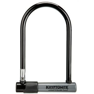 Kryptonite KryptoLok ATB U-Lock - Double Deadbolt