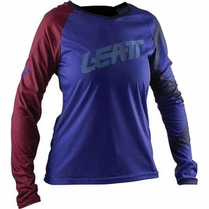Leatt DBX 2.0 Long-Sleeve Jersey - Women's