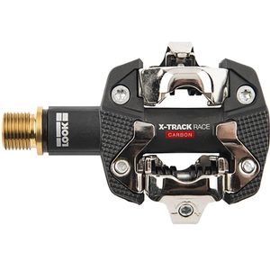 Look Cycle X-Track Race Carbon TI Pedals