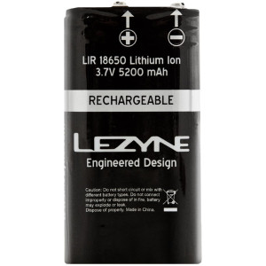 Lezyne LIR 2 Cell Battery Mega Drive