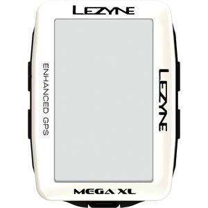 Lezyne Mega XL Limited Holiday Edition GPS Bike Computer