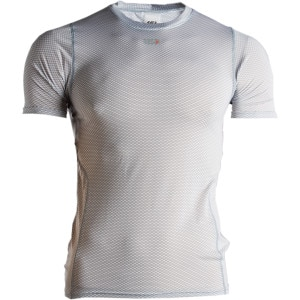 Louis Garneau Mesh Carbon Base Layer - Short-Sleeve - Men's