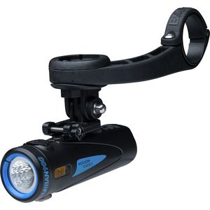 Light & Motion Combo Urban 900 Longfin + BarFly Sli Mount