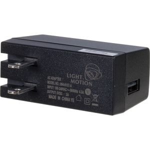 Light & Motion USB Wall Adapter (USA/PSE)