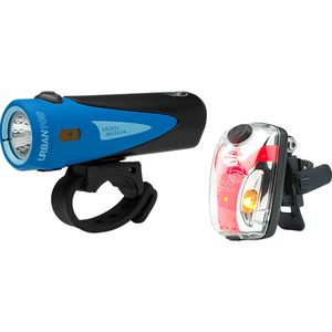 Light & Motion Urban 900 and Vis Micro II Light Combo
