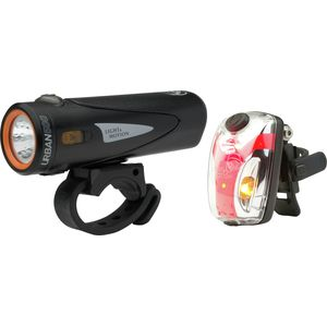 Light & Motion Urban 500 and Vis Micro II Light Combo