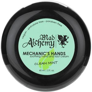Mad Alchemy Mechanic's Hands Soothing Cream