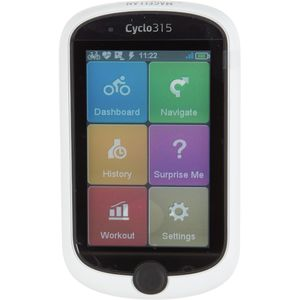 Magellan Cyclo 315 HC GPS Cycling Computer Bundle