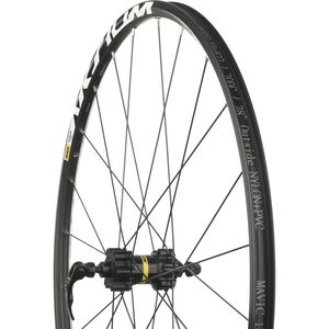 Mavic Aksium Disc Wheelset - Clincher