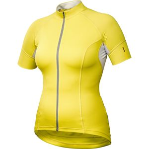 Mavic Ksyrium Elite Jersey - Short-Sleeve - Women's