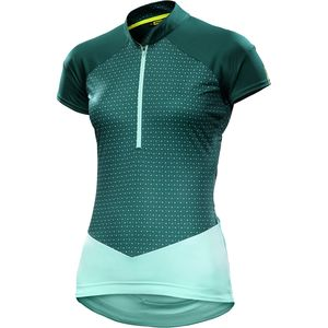 Mavic Sequence Graphic Jersey - Short-Sleeve - Women's