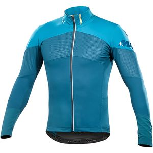 Mavic Cosmic Pro Wind Jersey - Long Sleeve - Men's