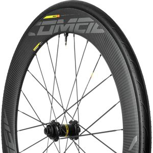 Mavic Comete Pro Carbon SL UST Disc Wheel - Tubeless