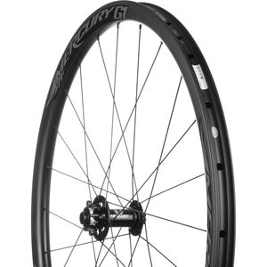 Mercury Wheels G1 Carbon Disc Wheelset - Tubeless