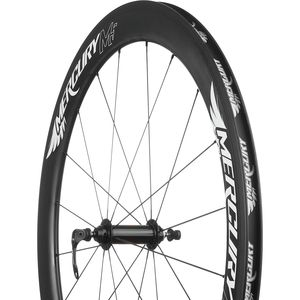 Mercury Wheels M5C ONYX Road Wheelset - Clincher