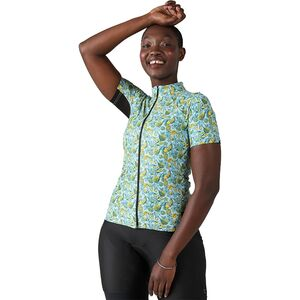 Machines for Freedom The Fruits Print Jersey - Women's