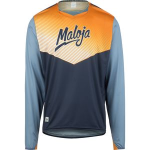 Maloja HankM.FR  1/1 Jersey - Long-Sleeve - Men's