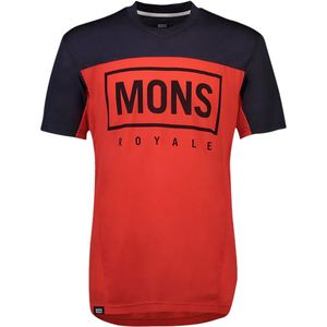 Mons Royale Redwood Enduro VT Jersey - Men's