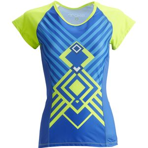 Moxie Cycling Colorblock Tee Jersey - Short-Sleeve - Women's