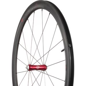 Industry Nine C41 TL Carbon Road Wheelset - Tubeless