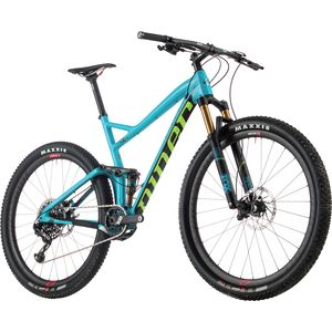 Niner RKT 9 RDO 5-Star X01 Eagle Complete Mountain Bike - 2017