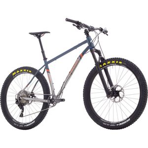 Niner SIR 9 27.5+ 3-Star XT Complete Mountain Bike - 2017