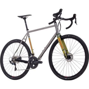 Niner RLT 9 Steel 4-Star Gravel Bike - 2019