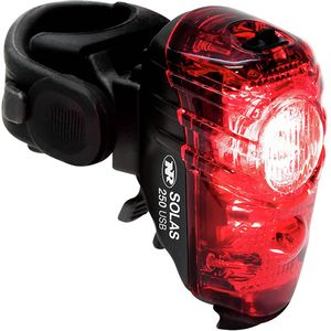 NiteRider Solas 250 Tail Light