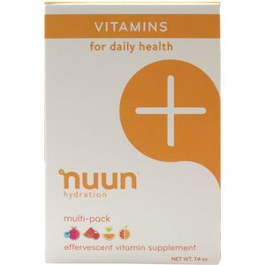 Nuun Vitamins Box