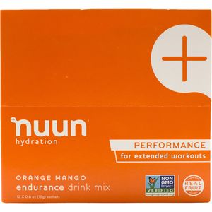 Nuun Performance 12 Pack- Sachet