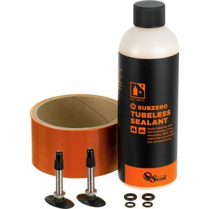 Orange Seal Fatbike Tubeless Kit