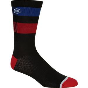 100% Flow Bike Socks