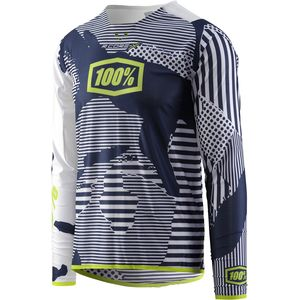 100% R-Core-X DH Long-Sleeve Jersey - Men's
