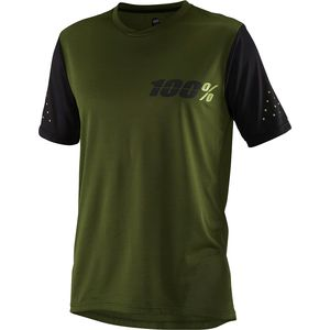 100% Ridecamp Short-Sleeve Jersey - Men's