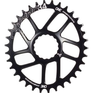 OneUp Components Race Face Oval Traction Direct Mount Chainring