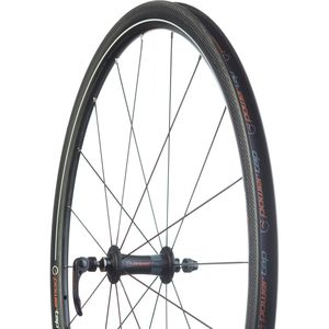 PowerTap G3 AMP 35 Carbon Clincher Wheelset