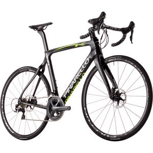 Gan K Disc Ultegra Complete Road Bike - 2017