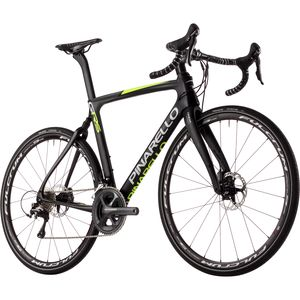 Gan GR-S Disc Ultegra Complete Road Bike - 2017