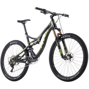 Mach 4 Carbon XT/XTR Pro Complete Mountain Bike - 2016