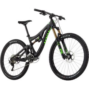 Mach 6 Carbon XT/XTR Pro Complete Mountain Bike - 2016