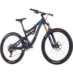 Mach 6 Carbon XT/XTR Pro 1x Complete Mountain Bike - 2016