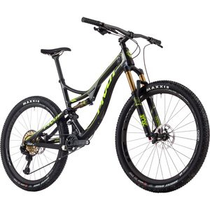 Mach 4 Carbon XX1 Eagle Complete Mountain Bike - 2017
