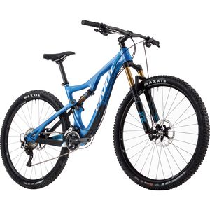 Pivot Mach 429 Trail XT/XTR Pro 2x Complete Mountain Bike - 2017