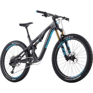 Mach 5.5 Carbon Pro X01 Eagle Reynolds Complete Mountain Bike - 2018