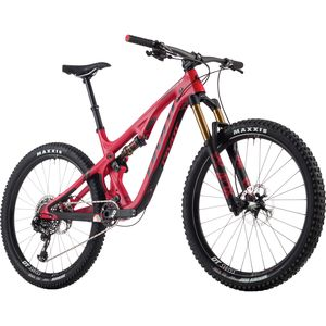Mach 5.5 Carbon Pro X01 Eagle Complete Mountain Bike - 2018