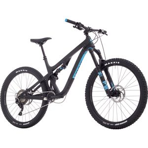 Pivot Mach 5.5 Carbon Race Race XT 1x Complete Mountain Bike - 2018