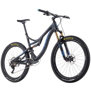 Mach 4 Carbon XT/XTR Pro DT Complete Mountain Bike - 2017