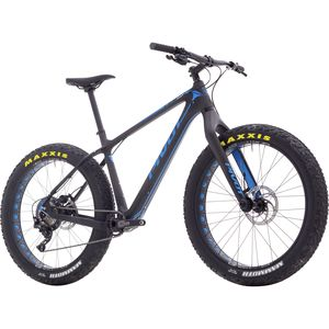 Pivot LES Fat Carbon Race XT/SLX 1x Complete Mountain Bike - 2018