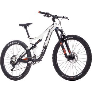 Pivot Mach 429 Trail Carbon 27.5+ Race XT/SLX 1x Complete Mountain Bike - 2018