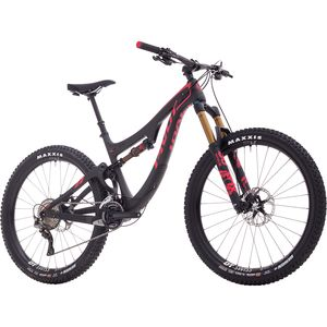 Pivot Switchblade Carbon 27.5+ Pro XT/XTR 2x Complete Mountain Bike - 2018